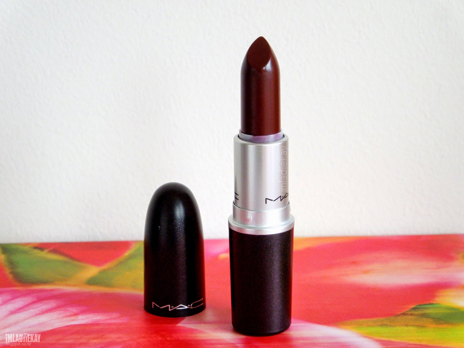 Favori MAC The Matte Lip Collection ♥ Swatches - Kay Cake Beauty PG12