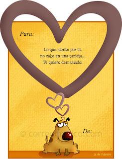 Diseños de Tarjetas de Amor para Imprimir, Tarjetas de Amor para Imprimir, Tarjetas de Amor para Imprimir en el dia de san Valentin,