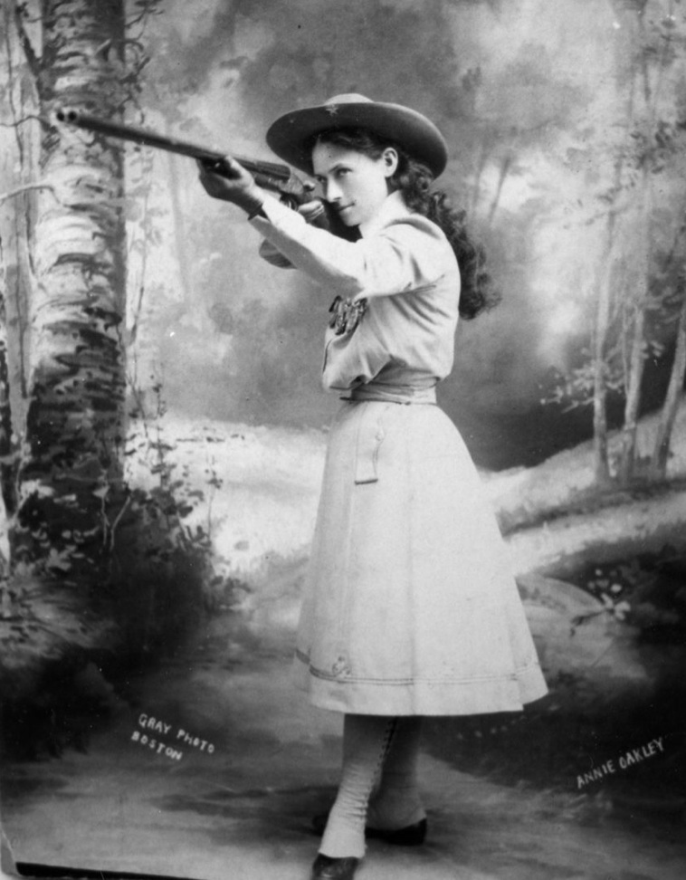 annie oakley photo