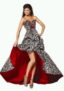 Vestidos de Fiestas de 15 Años, Estilo Casino, parte 1