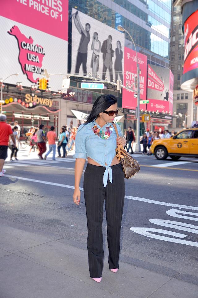 NYFW| Lela Rose: Spring 2016 + My Look