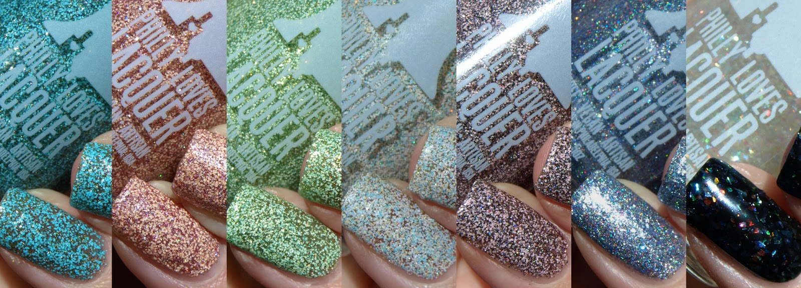 Nail Polish Society: Philly Loves Lacquer Springtime in Philly ...