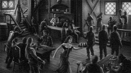 Noite na Taverna:
