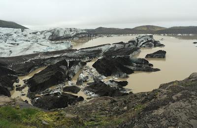 Svinafellisjokull and Lagoon