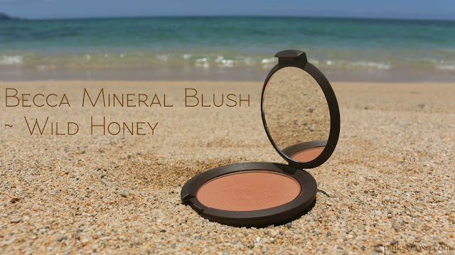 Becca Wild Honey Mineral Blush Review