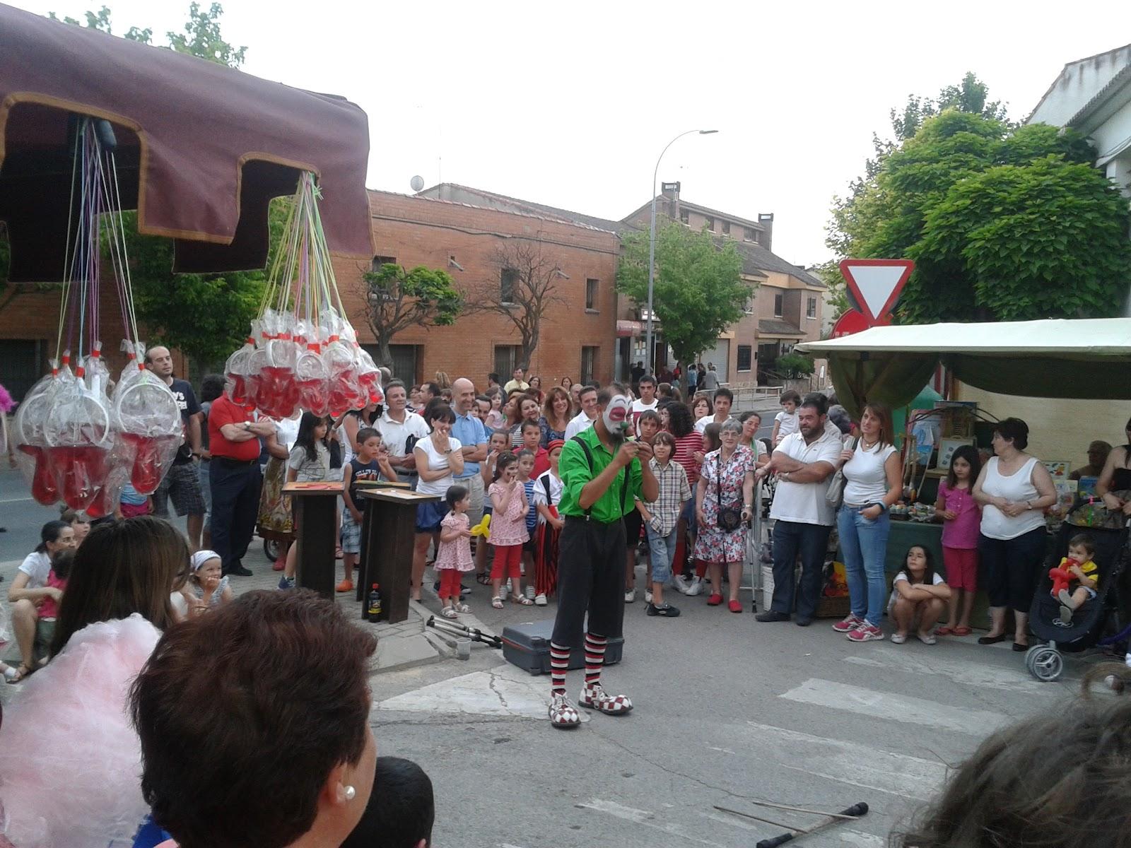 Los mercados de narnia 1 mercado medieval de los hueros - Los hueros villalbilla ...