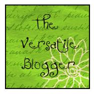 "Premio: ""The Versatile Blogger"""