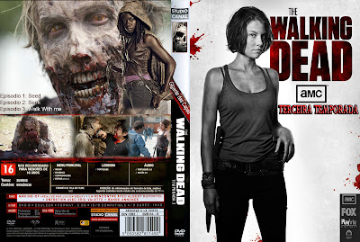 The Walking Dead 1ª à 3ª Temporada HDTV Dublado - Torrent