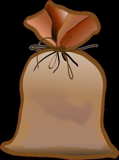 A sack
