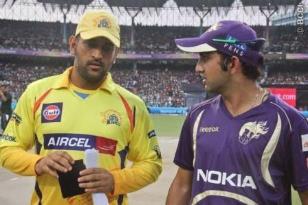 Chennai vs Kolkata IPL 21st t20 Livescores, CSK vs KKR scores 2014,