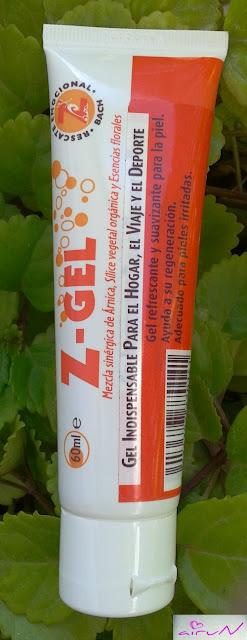 z-gel producto natural golpes picaduras