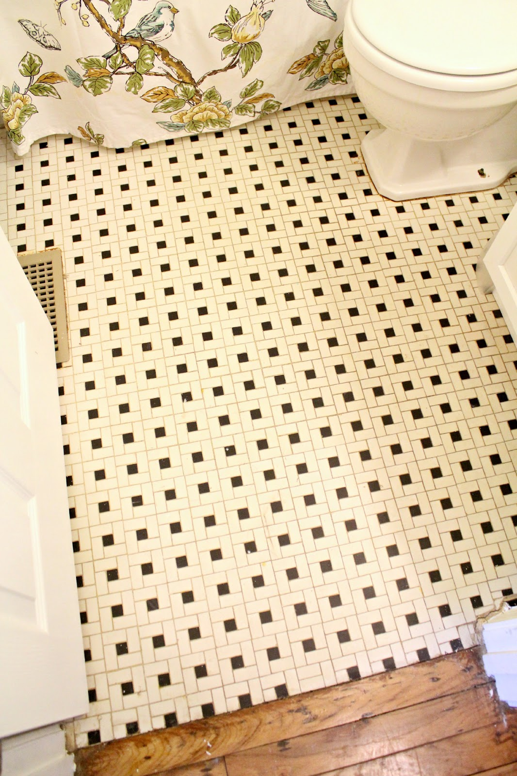 Our Rental House: The Bathrooms