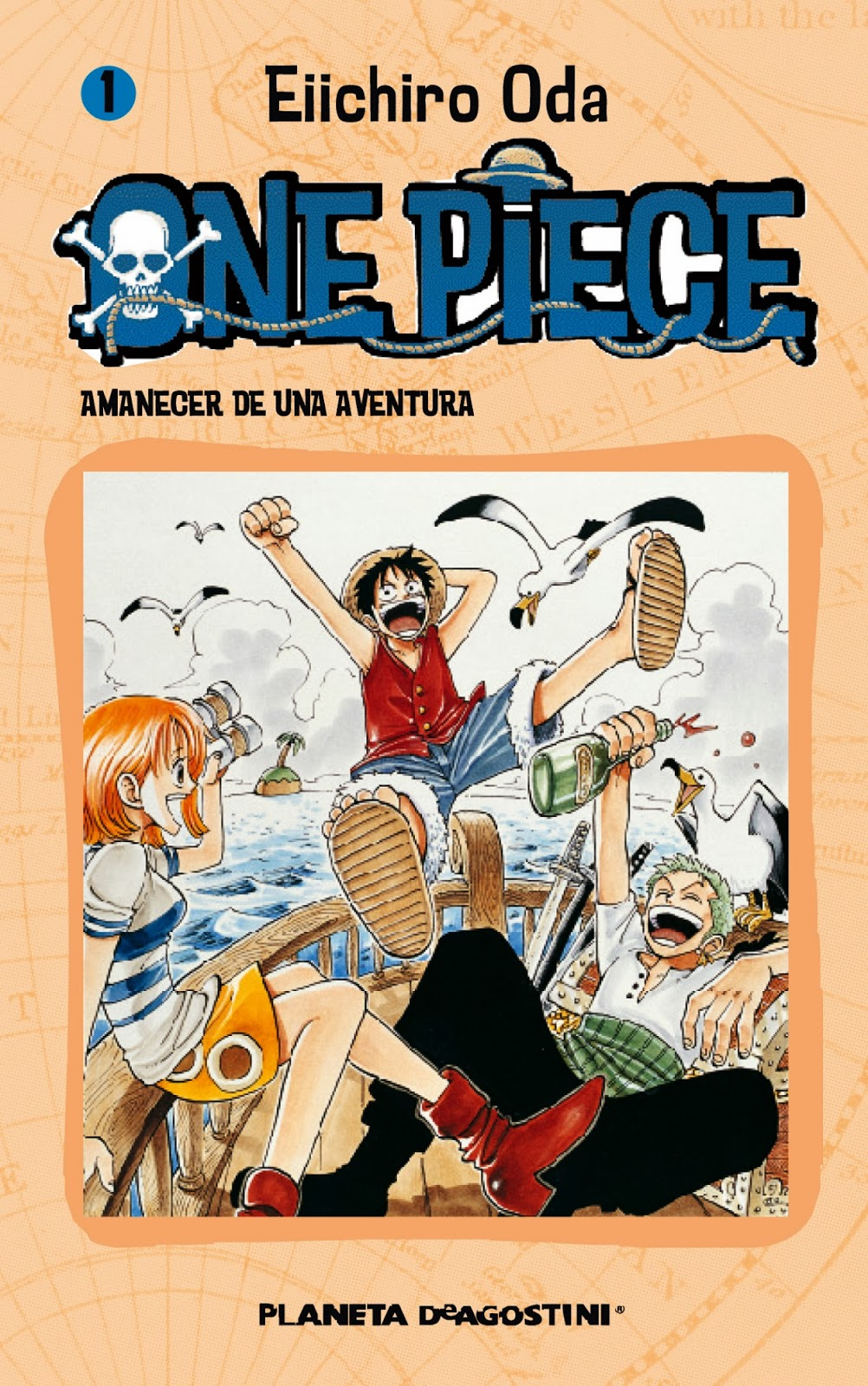 Resultado de imagen de one piece manga portadas