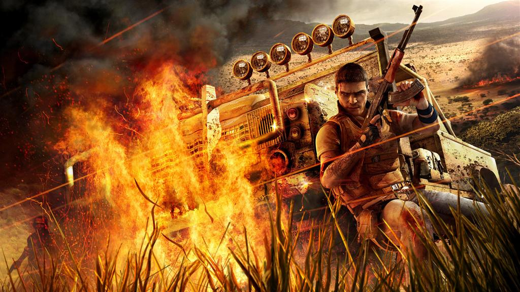 Far Cry HD & Widescreen Wallpaper 0.230431603304342