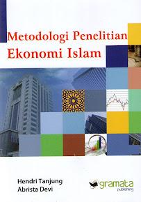 Buku Metodologi Penelitian Ekonomi Islam