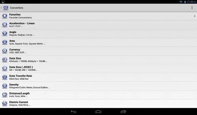 Download Unit Converter Plus apk