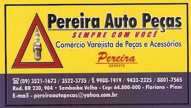PEREIRA AUTO PEÇAS