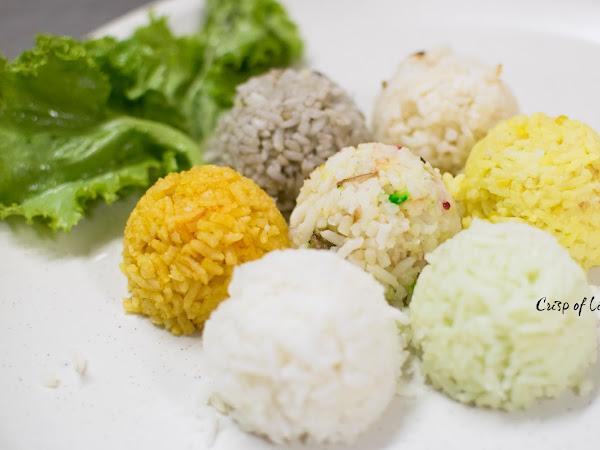 Nasi 7 Benua @ Koo Boo Cafe, Sungai Ara, Penang