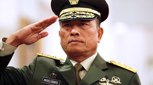 Presiden Ajukan Moeldoko Sebagai Panglima TNI Berikutnya