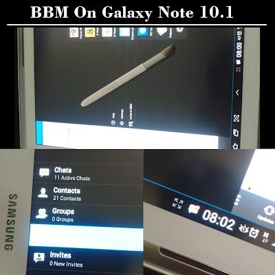 Cara Download & Install Aplikasi BBM untuk Tablet