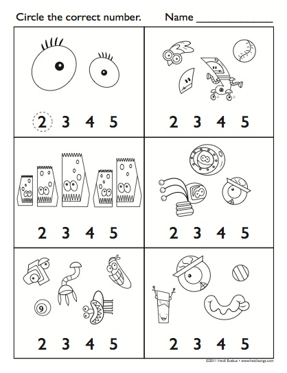 Number Zero Worksheet http://heidisongs.blogspot.com/2012/08/how-to-teach-numbers-0-10-and-shapes.html