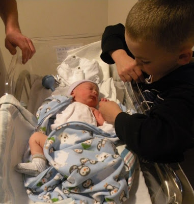 Ainzley Daniel Kincaid Born January 20 2012