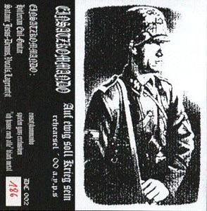 Einsatzkommando - Auf Ewig Soll Krieg Sein Rehearsal [Demo] (2000)