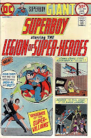 Superboy and the Legion of Super-Heroes #208, 100 pages