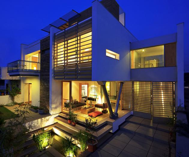 Modern home minimalist home design for Modern house minimalist design