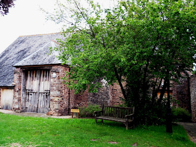 Tithe Barn Dunster Somerset