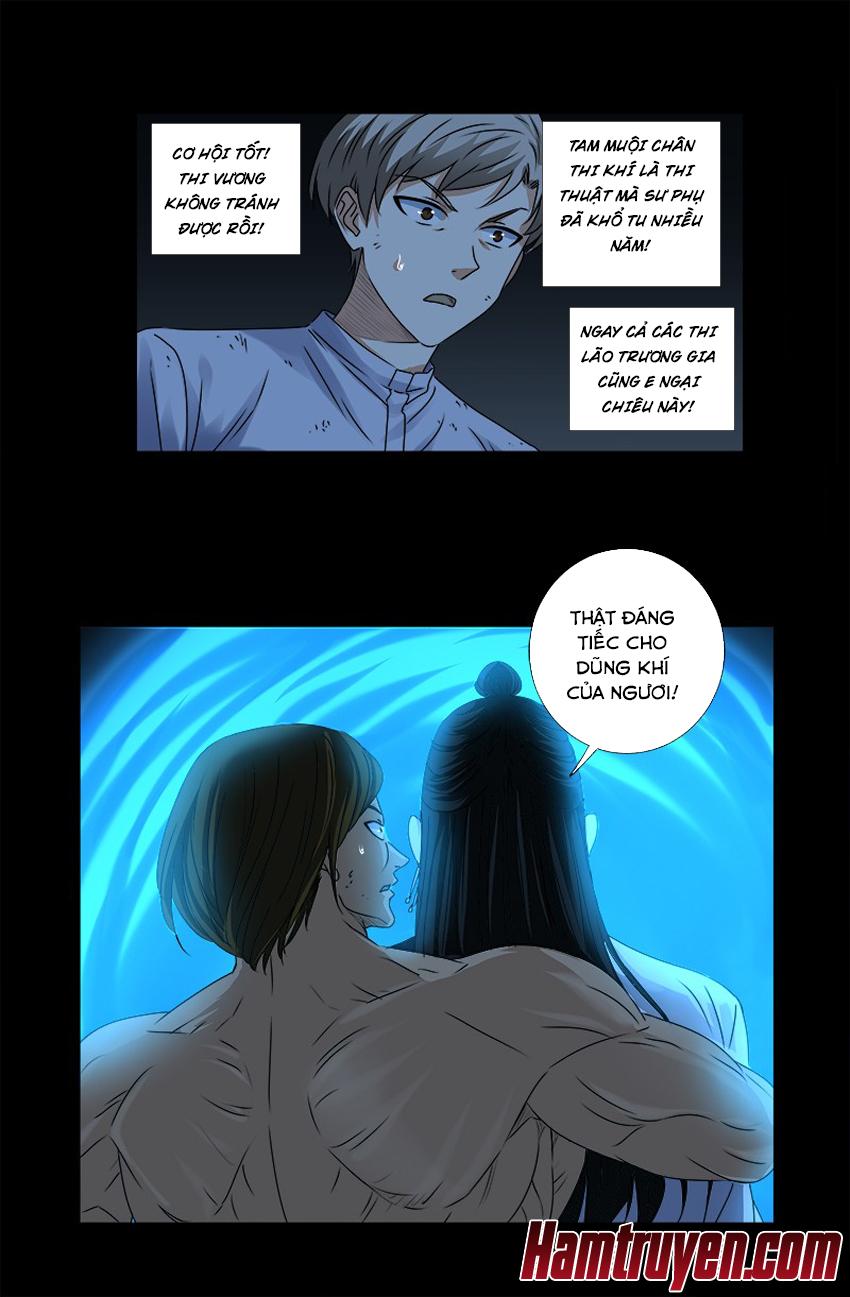 Huyết Ma Nhân Chap 301 - Trang 11
