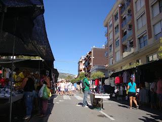 Sant Carles de La Rápita fair