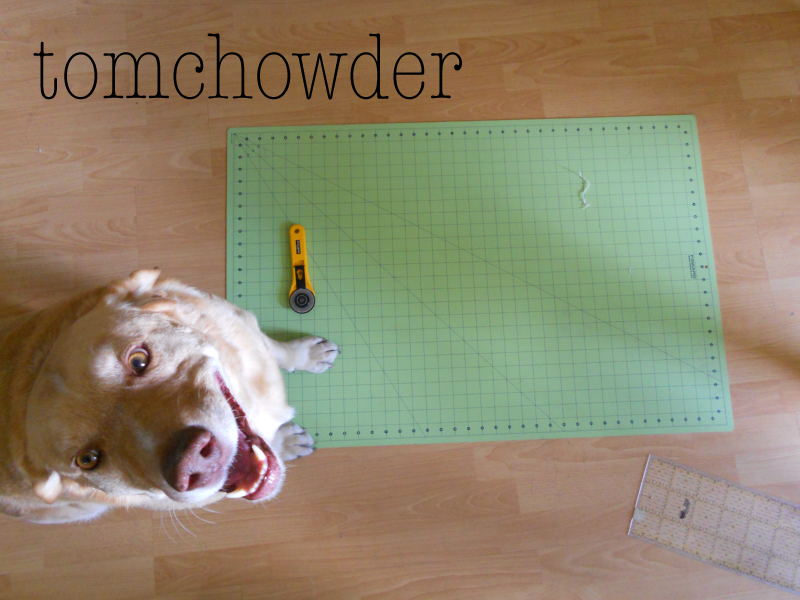 tomchowder -- a quilting and sewing blog