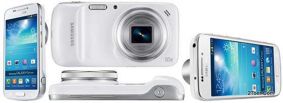 Samsung Galaxy S4 Zoom SM-C101 Camera-Phone Overview