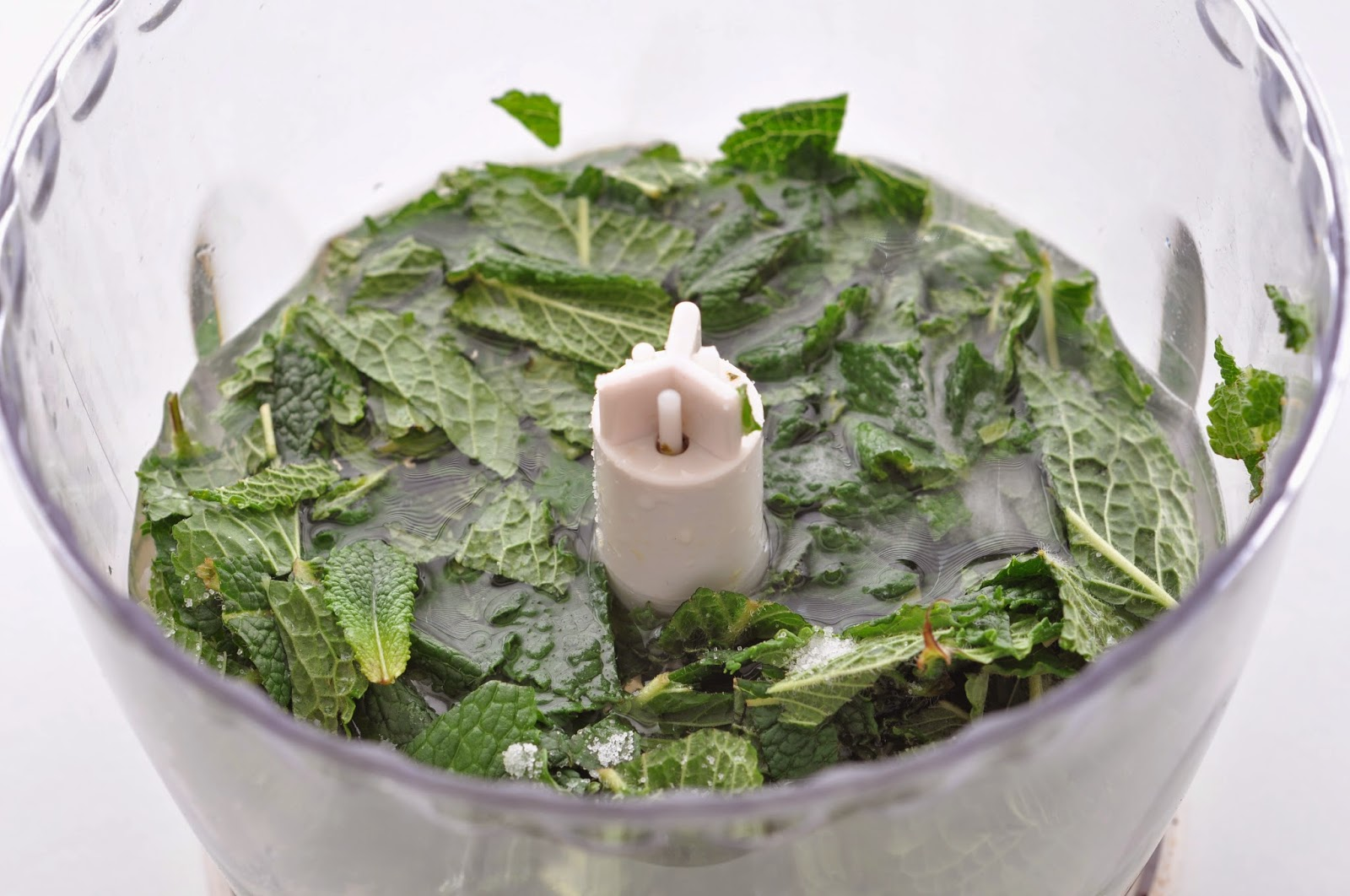 Homemade Mint Jelly ~ Simple Food