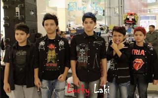 Biodata Profil AL (Ahmad Ghazali) The Lucky Laki dan Foto Terbaru