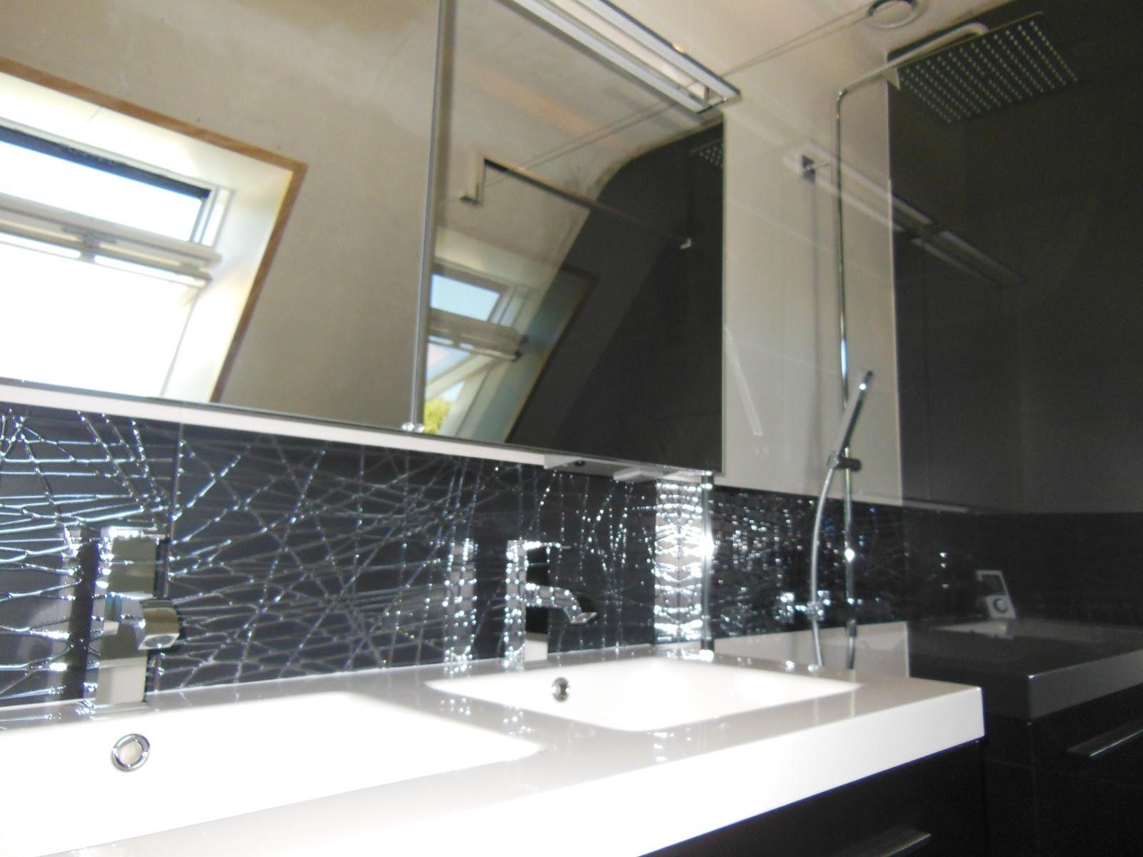 Creation de salles de bains douche a l 39 italienne et for Plan de salle de bain italienne