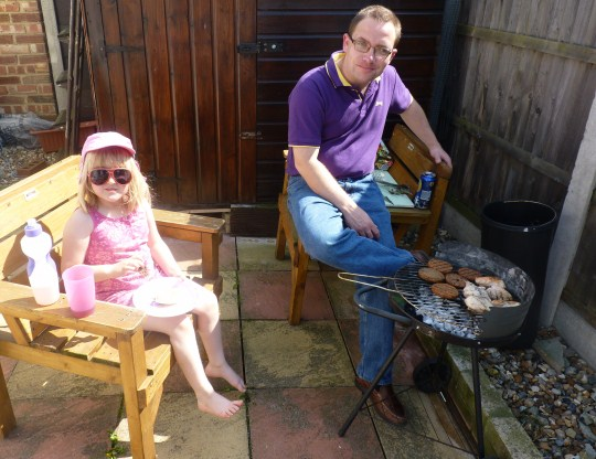 Whoopidooings: Bank Holiday BBQ
