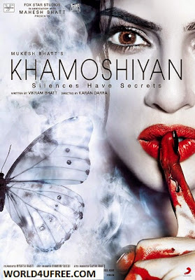 Khamoshiyan 2015 Hindi DVDScr 700mb XVID
