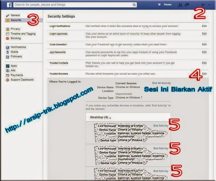 Arsip Trik Perbaiki Facebook yang Lambat