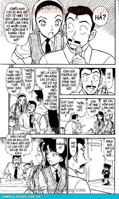Detective Conan - Thám Tử Lừng Danh Conan chap 529 page 10 - IZTruyenTranh.com