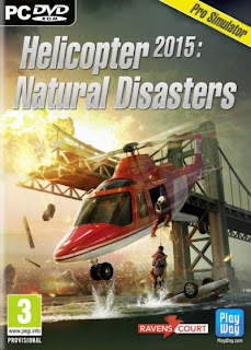 Helicopter 2015 Natural Disasters-PLAZA