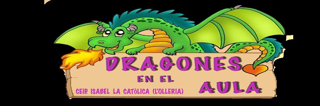 DRAGONES EN EL AULA