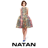 NATAN Dress Queen Maxima Style