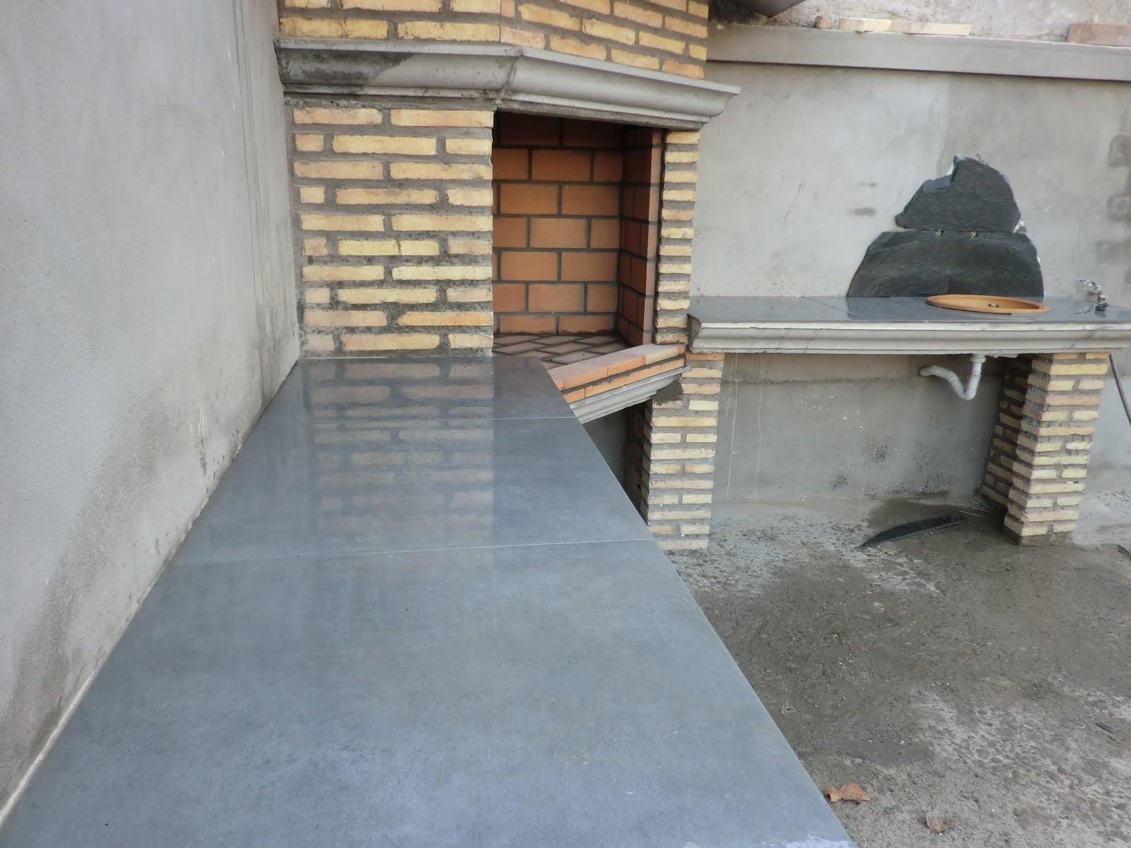 Coecu lepida sl chimenea de obra exterior - Chimeneas de exterior ...