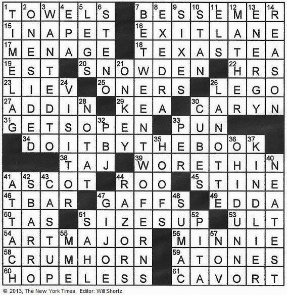 Times+Crossword+by+Brendan+Emmett+Quigley+edited+by+Will+Shortz
