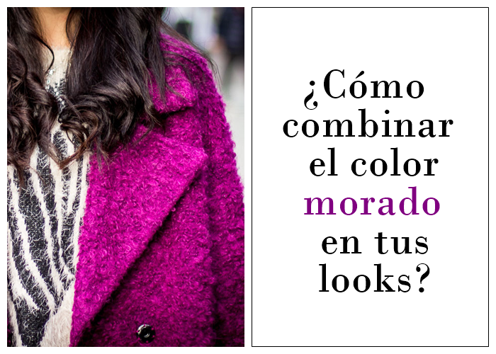 Estilozas junio 2014 - Combinar color lila ...
