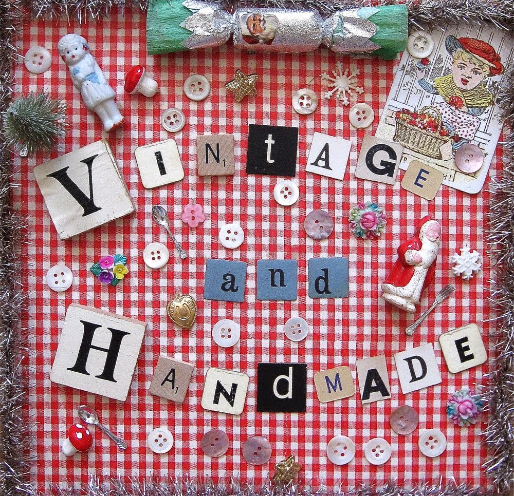 The Vintage & Handmade Christmas Fair 13th December