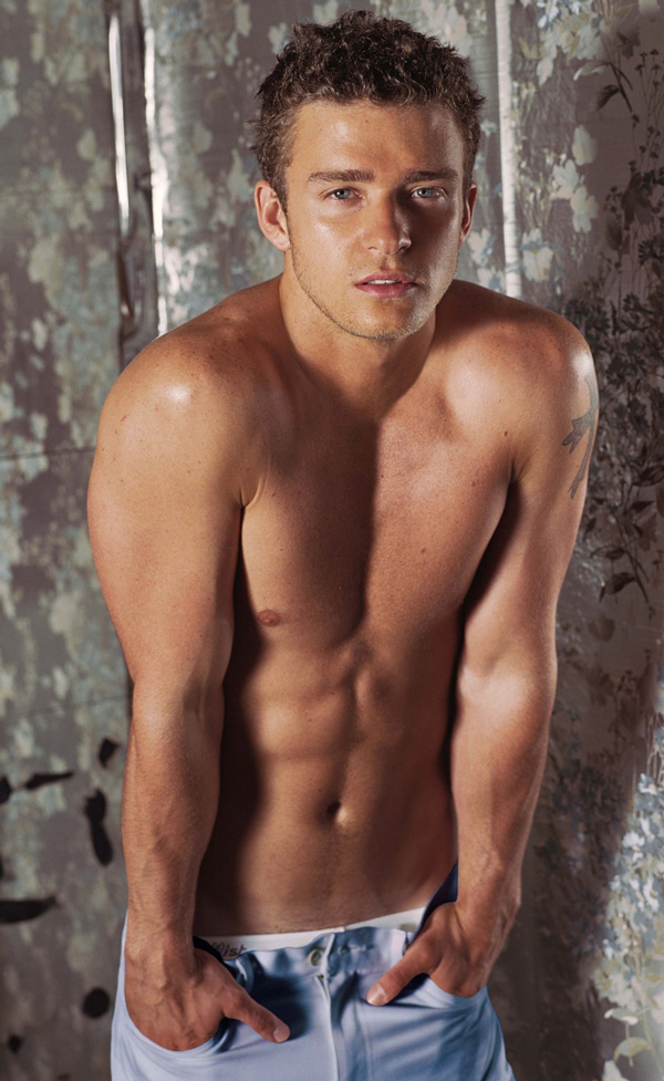 Justin Timberlakes Shirtless Pictures Are Amazing - The
