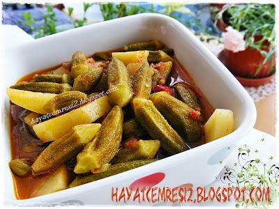 http://hayatcemresi2.blogspot.com.tr/2014/06/taze-bamya-yemegi.html